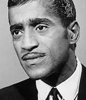 Middle aged SAMMY DAVIS