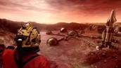 משלחת מחקר עתידנית על מאדים