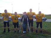 Last Junior High Football Game