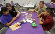 Community Family Game events