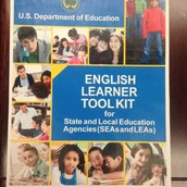 English Learner Toolkit/Handbook Study Spring 2017