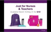 TEACHING & NURSING icons ARE BACK!