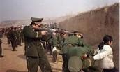 North Korean Public Execution