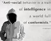 Anti-Social Quote