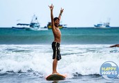 come and learning surf with the best school in the city
