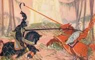 A Fierce Warrior