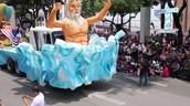 Desfiles Artisticos