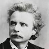 Biography of Edvard Grieg