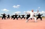 TAI CHI TCHUAN : meditazione in movimento