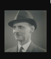 This is Anne Franks father Otto Frank he did on august 19 1980 he was born may 12 1889. He did we he went into concentration camp, he was the first one to die.