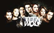 3. Teen wolf