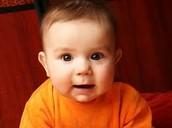 Close Up: Baby Photo