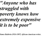A quote from James Baldwin
