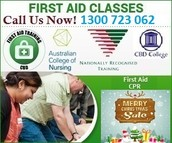 40% OFF (Christmas Sale) First Aid Training Course in Newcastle AU