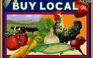 Eat Local Food!