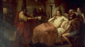 Alexander the Great While Ill