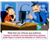 CUIDADO CON LO QUE PUBLICAS
