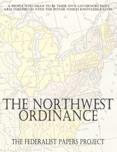 The North West Ordinance 1787