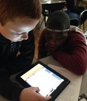 Matthew & Martavis on 'ScribbleMyStory' App.