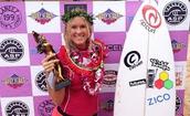 Bethany winning 1st