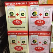Pastiglia balsamica + gola spray 9.90 €