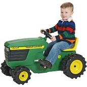 Pedal Tractor for young boys