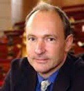 Sir Tim Berners-Lee and the World Wide Web