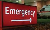 Man Died in Emergency Room