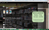 Library Learning Commons MyClass Page