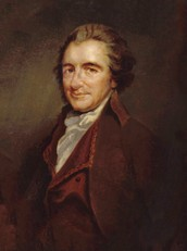 Thomas Paine's early years was difficult.