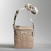 Coach Travel Purse