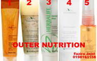 OUR FACIAL PRODUCTS