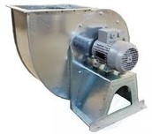 Центрифугални вентилатори