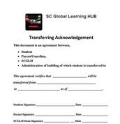 HUB Transfer Protocol