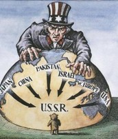 For what reasons, and with what success, did the United States adopt a policy of containment between 1947 and 1962?