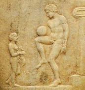 Ancient Roman Soccer