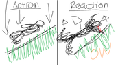 Action/Reaction #1