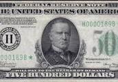 $500 face