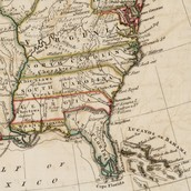 Another map of the colonies