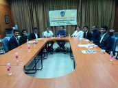 AIESEC in Nagpur, Joint Board Meeting, 2015