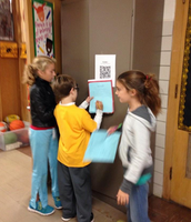 Science QR Codes