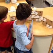 Using our new card system!