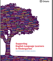 Supporting English Language Learners in Kindergarten Document