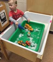 Having a blast at Peek into Preschool!