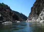 Den Rogue Fluss