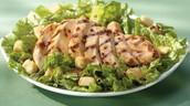 Tje Leweje's salad's