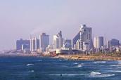 Tel Aviv is the city that never sleeps