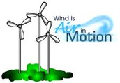 wind is air motion