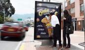 Pepsico Creates Scented Bus Shelter (CO)
