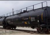 A rail car